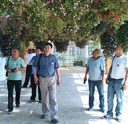 內蒙古賽罕區政府定制考察培訓