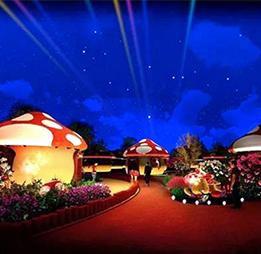 貴州安龍中國蘑菇小鎮