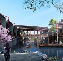 湖北武漢·茶溪谷鎮