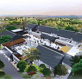 山東孟良崮國家精神文化公園