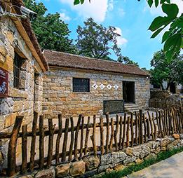 山東省·白石屋村